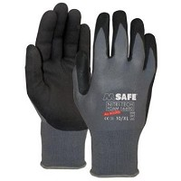 Rukavice povrstvené M-Safe Nitri-Tech Foam 14-690